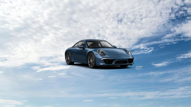 Porsche 911 Carrera '13 for Sam by NgKQ