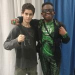 Bruce Wayne and Green Lantern Baltimore Comic Con by Leck-Zilla
