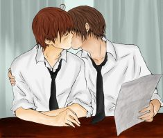 APH - Studying by Didi-hime
