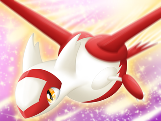 Latias by Sunshineshiny