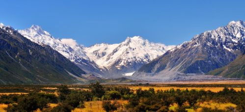 Mt. Cook Again by hquer