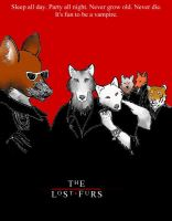The Lost Furs by arikla