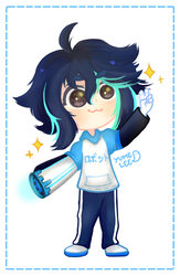 {Chibi} Jay by Yumelee