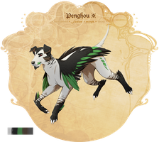 PKMNation:: Penghou *100* by Attack-At-Dawn