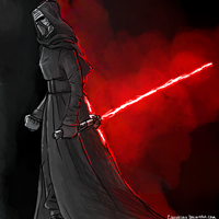 Kylo by clarinking