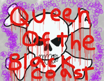 Flag For The Most Bad Ass Chick Ever by JessieRamoneGirl
