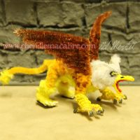 Griffon Miniature by the-gil-monster