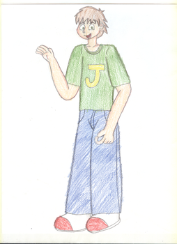Jacob (Human Form) by TrainsAndCartoons