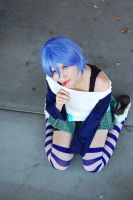 Mizore 1 by CLeigh-Cosplay