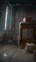 Hacker's place by Butjok