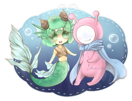 fairy and bribey by shusical