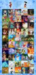 Classic Disney Movies Collab by DrZime
