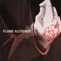 ::GIF:: Flame Alchemist (Click to see) by cookiecreation