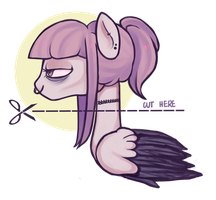 gift: sleepy crystal by matrioshkka