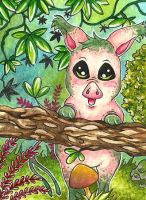 #133 - Jungle Pigly! by Trey619