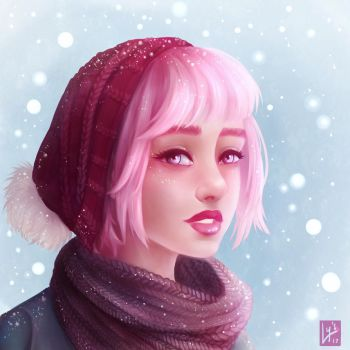 Winter is here ! by Ly-s