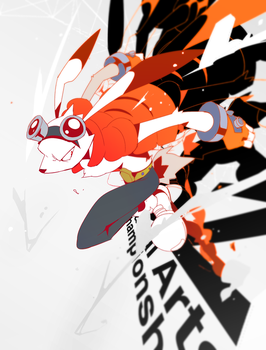 KING KAZMA!! by rienlen
