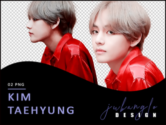 [BTS] V - png by JuBangLo