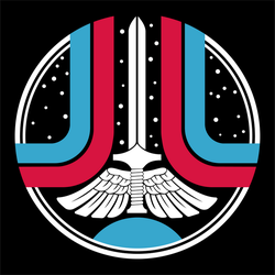 The Last Starfighter logo by Zeetos