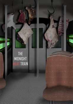 The Midnight Meat Train by petew232