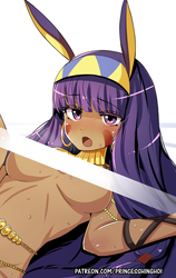 Nitocris by freedomthai