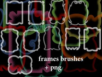 Frames Brushes And Png by roula33