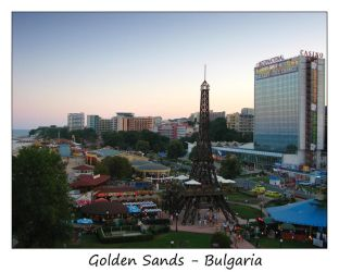 Golden Sands - Bulgaria by XtraVagAnT
