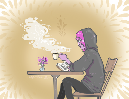 Cafe by Ziveraa