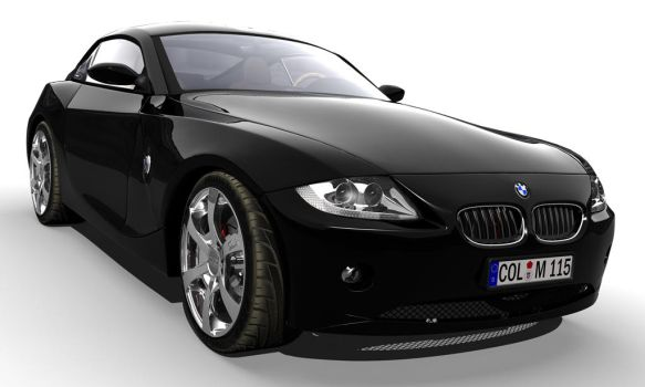 BMW Z4 by Digoma