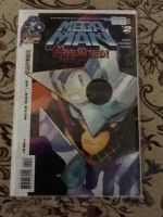 Megaman Issue 42 by tanlisette