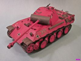 Pink Panther by enc86