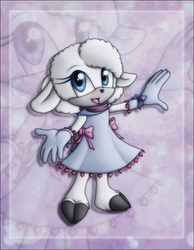 :Tanya the Sheep: by Lady-Zelda-of-Hyrule