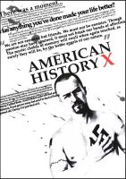 American History X Typography by mirdok