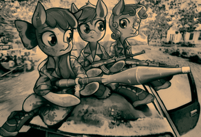 The War by s08080