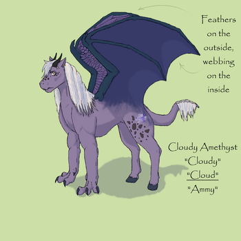 Cloud by CobaltTheLioness