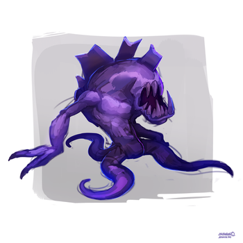MacAree - Voidling by azerothin365days