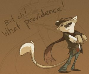 Decemberists cat by doingwell