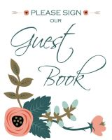 Guest-book by KNBcreative