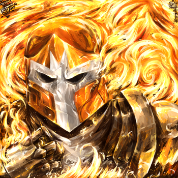 [KNIGHTS HERE WE GONNA BURN!] by VoiDdraig