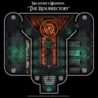 Dungeon Ravenstein - The Resurrectory by Girot
