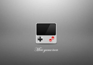 Mini Game icon by MDGraphs