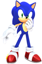 New Sonic Render 2016 by JaysonJeanChannel