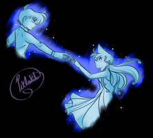 Stellar Love by Bluetita