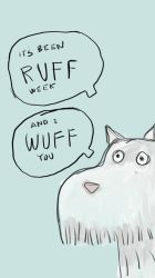 ruff... wuff.. by polysterentmans