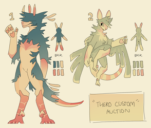 Thero Auction by ricebat