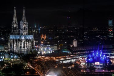Cologne by Night by Dodi0r