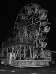 Ferris wheel 2 by Twix-rockt