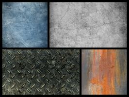Metal Textures by FDPSC