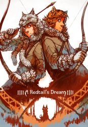 A Redtail's Dream - Chapter 8 cover by MinnaSundberg