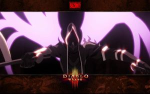 Diablo 3: Wrath #3 -  Malthael Archangel of Wisdom by Holyknight3000